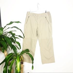 Columbia┃Titanium Convertible Pants Zip Off Shorts